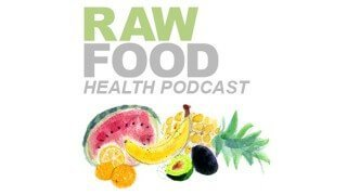 Banner for the Raw Food Health Podcast