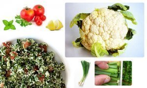 Karen Ranzi recipe: Cauliflower tabouleh