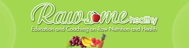 Banner of RawsomeHealthy.com