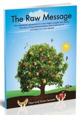 Cover of The Raw Message by Paul and Yulia Tarbath