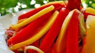 Recipe for Mango Chili Dressing from Elisa Oras