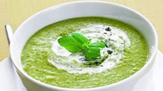Recipe for Green Soup from Eva Fruit