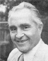 Portrait shot of Dr. T.C. Fry