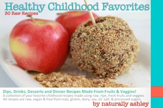 Cover of Healthy Childhood Favorites by Ashley Clark