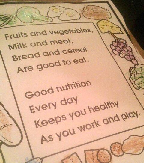 healthy fruit and vegetable snacks strange fruit poem