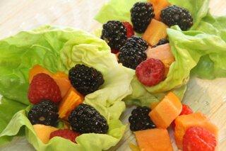 Recipe for Fruit Wraps from Ellen Livingston