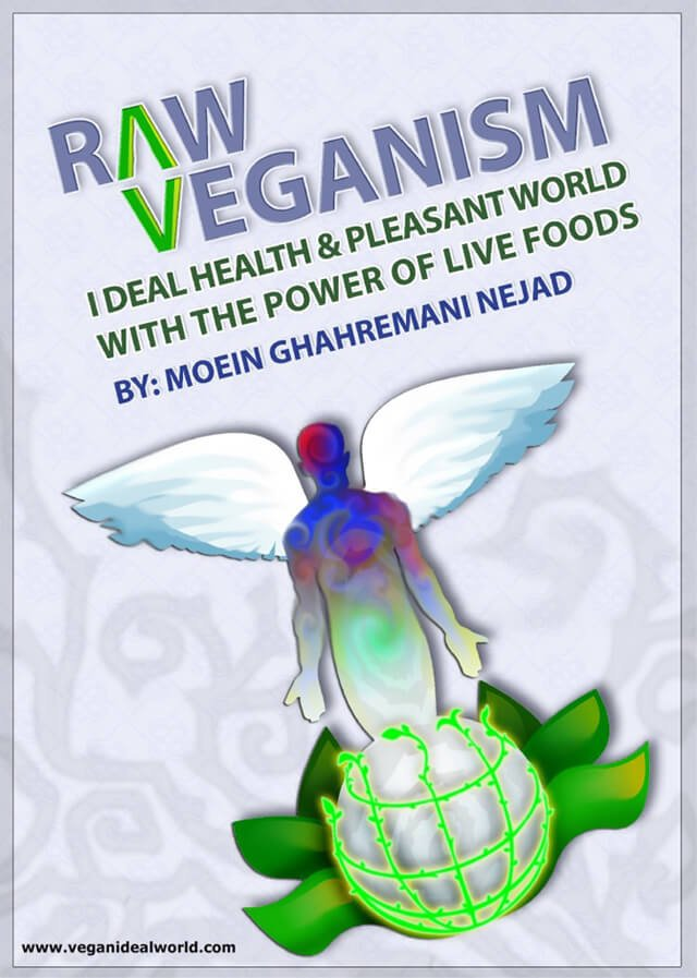 Cover of Raw Veganism by Moein Nejad