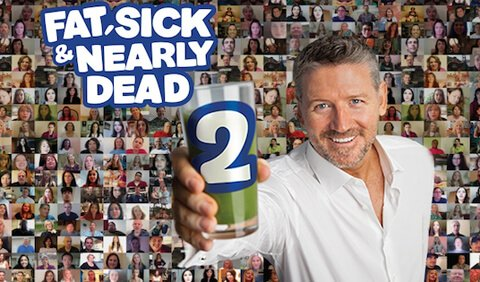 Film poster for Fat, Sick & Nearly Dead 2