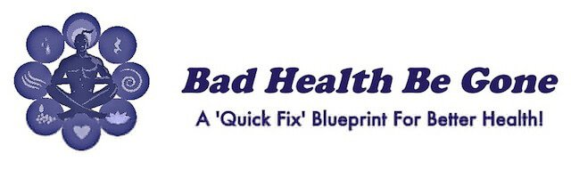 Banner for Bad Health Be Gone
