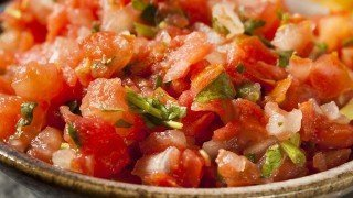 Recipe for Pico de Levi from Raw Food Levi