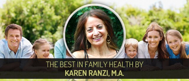 Guest Stories banner for Karen Ranzi's The Best in Family Health