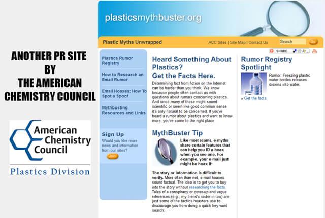 plastic american chemistry