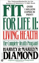 Cover of Fit for Life II by Harvey and Marilyn Diamond
